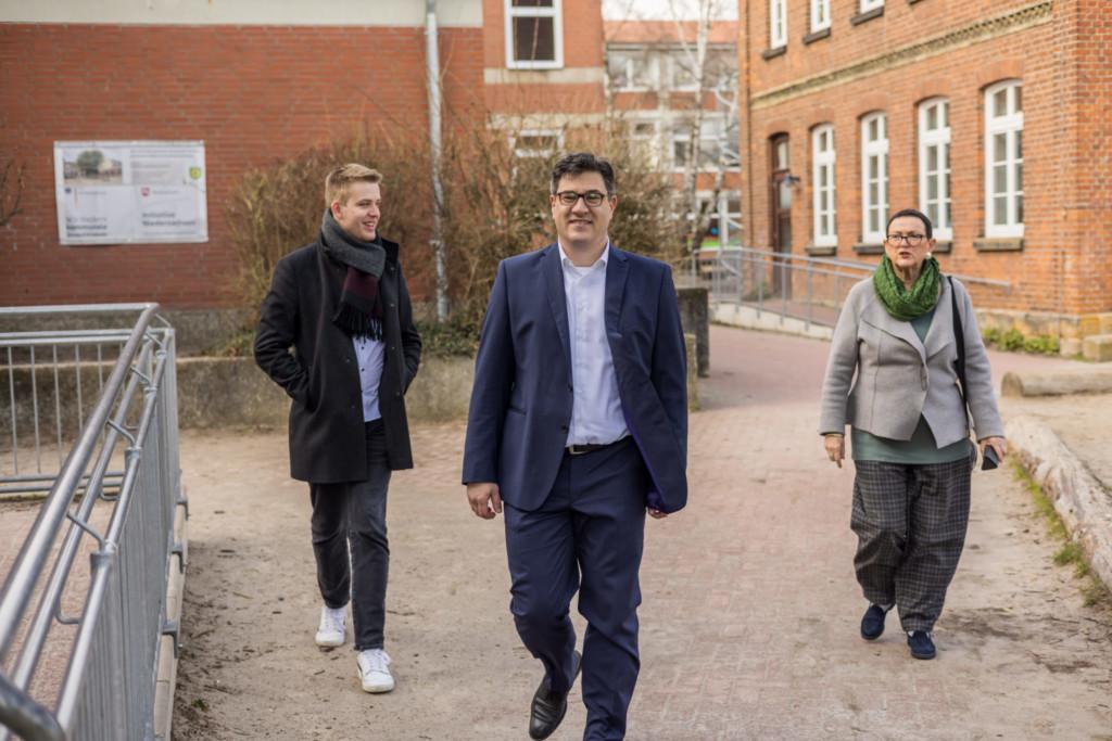 Ingo Klokemann, Renate Borrmann, Jonas Farwig